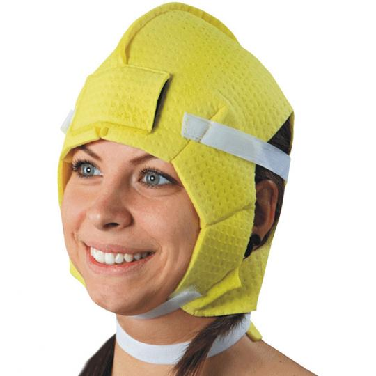 Head & Neck Electrode for the Use of SweatStop® Iontophorese DE20 against Sweating on the Head, Forehead & Neck